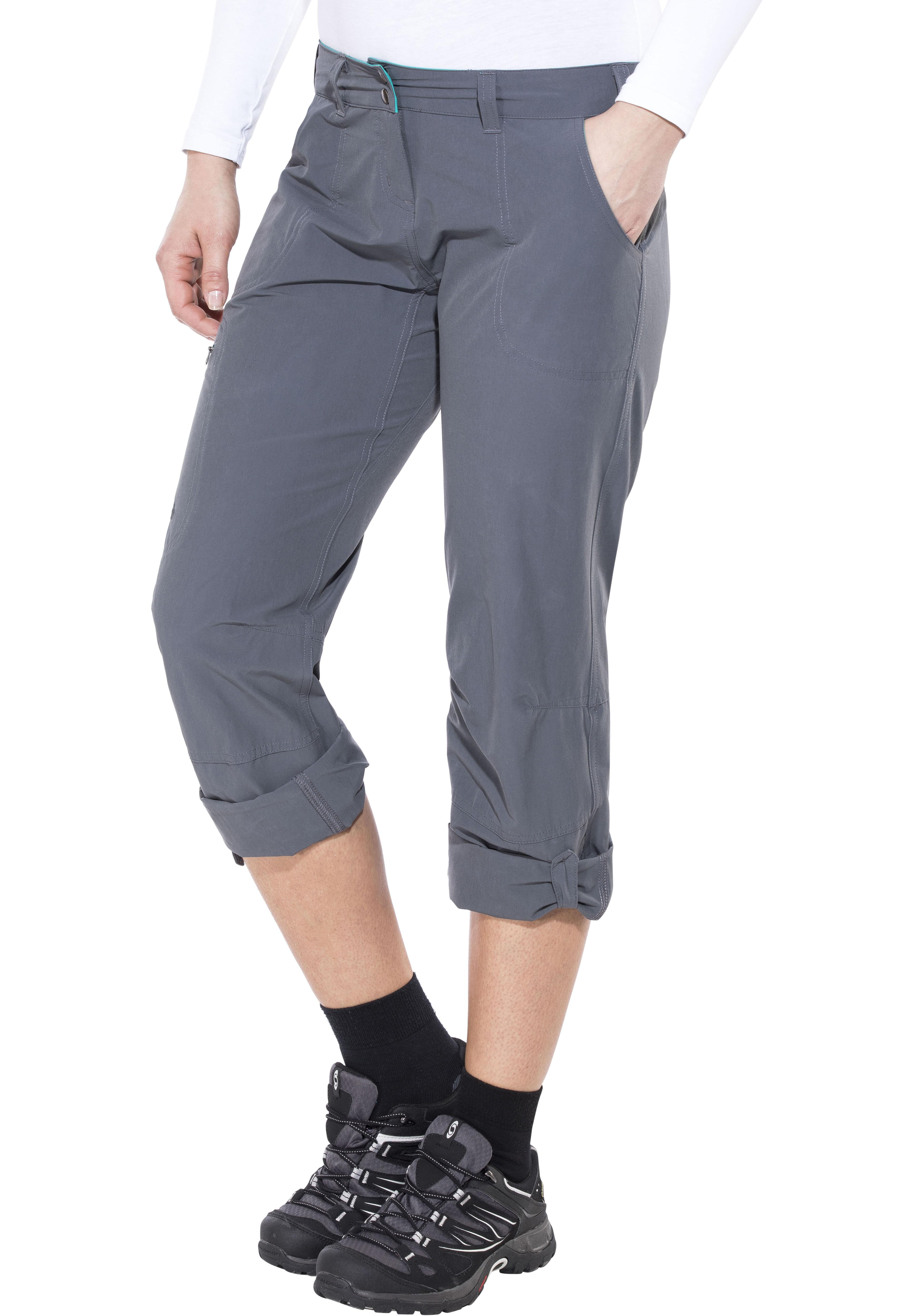 62129b712c9 Rab Helix Pants Women grey at Addnature.co.uk